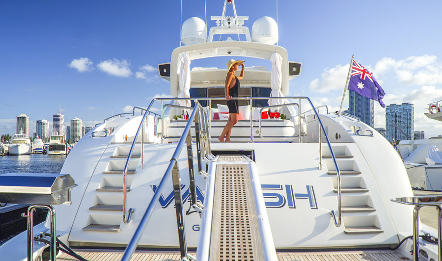 Media - Vanish Super Yacht  - Buy, Charter, Events 1300 148 648